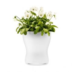 Self watering flower pot from Eva Solo
