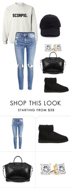 """Team Scorpio !!!"" by birthdaygirlworld ❤ liked on Polyvore featuring H&M, UGG Australia and Givenchy"