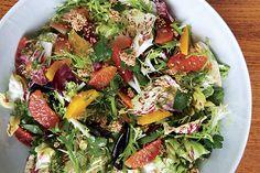 Citrus Salad with Fennel Vinaigrette