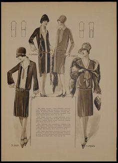 Przegląd Mody, 1927