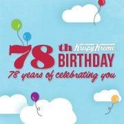 You could win a Krispy Kreme party in your town! http://krispykremebirthday.macquarium.com