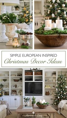 Christmas Interiors, Christmas Living Rooms, Christmas Bedroom, Christmas Porch, Farmhouse Christmas Decor, Country Christmas, Christmas Crafts, Christmas Decorations, Holiday Decor