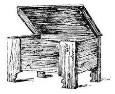 13th century furniture - Google Search