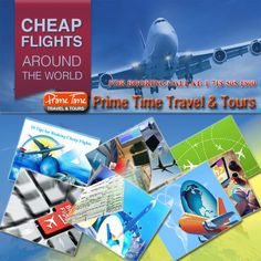 Become Expert Traveler With Cheap Flights Booking   If you regularly commute by air for your company's business tour then you may need to find new ways of cheap flights booking. There are numerous methods for searching discounted tickets that are only known to the experts of the travel industry.   https://www.primetimetravelnyc.com/airlines/become-expert-traveler-with-cheap-flights-booking/