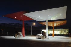 ERCO - Service Station