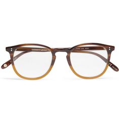 Garrett Leight California Optical - Kinney D-Frame Acetate Optical Glasses | MR PORTER from MR PORTER