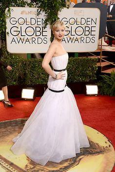 Jennifer Lawrence | #GoldenGlobes