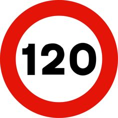 Velocidad máxima en autopista y autovía (r301)