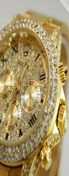 Rolex bling ♥✤ | Keep Smiling | LiveLifeFully