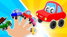 Look Kids!!! little red car comes and introduces each member of his family. Enjoy this Car Finger Family Song with Little Red Car. #fingerfamily #learning #kidslearning #kids #educational #vehicles #littleredcar #parenting