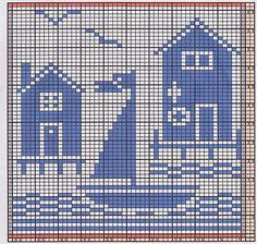 Here I offer only the chart pattern for a potholder. I am assuming that you are…