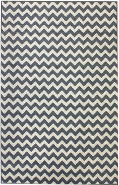 Rugs USA Home Value Chevron Ivory Rug