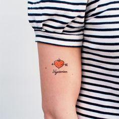 veg temp tattoo