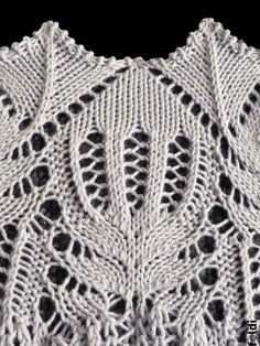 knitting, lace