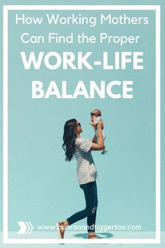 If you are like most new mothers, you are likely finding it very difficult to find the proper balance between your professional life and your personal space Working Mom Tips, Work From Home Tips, Working Mother, Practical Parenting, Parenting Advice, Organized Mom, Return To Work, Daily Inspiration Quotes, Personal Space