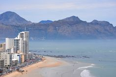 Strand in Western Cape Area Overview Best Family Beaches, Tower Apartment, Beach Road, Coastal Homes, Cape Town, Mists, South Africa, Ocean, Live