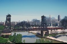 RailPictures.Net Photo: NW 1218 Norfolk & Western Steam at Cleveland, Ohio by Marty Bernard