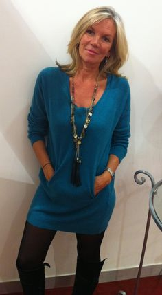 Casual Dressing Over 50 | Feel The Teal