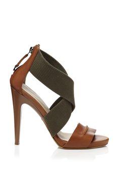 CNC COSTUME NATIONAL High Heel Sandal