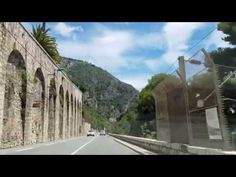 Driving From Nice to Monaco Galaxy S7, Samsung Galaxy, Le Village, Porsche Boxster, Travel Videos, Beauty Pageant, French Riviera, Turin, City Lights