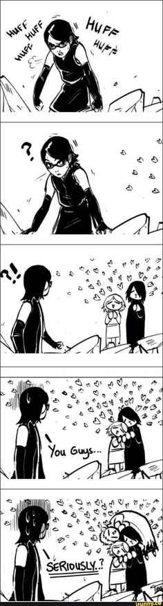 Naruto? .... Must be a team 7 thing
