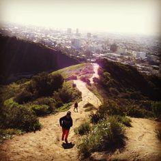 Runyon canyon Los Angeles