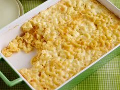 Baked Mac and Cheese Recipe : Food Network Kitchen : Food Network - FoodNetwork.com