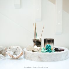 How to start your day. Mantras, oracles, coconut oil, and desire. (+ 20 product and resources recommendations.)