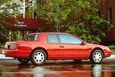 1990-97 Mercury Cougar | Consumer Guide Auto