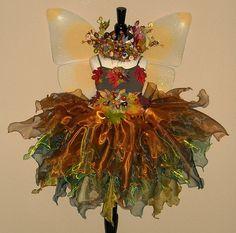 Acorn Faerie costume | child's faerie costume | Fairy Nana | Flickr