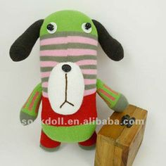 No3no4 Dog Stuffed Sock Dolls,N10do070-2b - Buy Stuffed Sock Dolls,Sock Dolls,Soft Toys Product on Alibaba.com