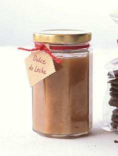 """Coconut Dulce de Leche. """"This clever caramel sauce is made from coconut milk instead of the usual condensed milk.  Serving Suggestion: Over vanilla ice cream sprinkled with toasted coconut."""" It is also very good in coffee!"""