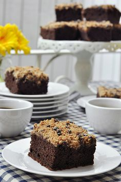 Chocolate Coffee Cake | The Candid Appetite