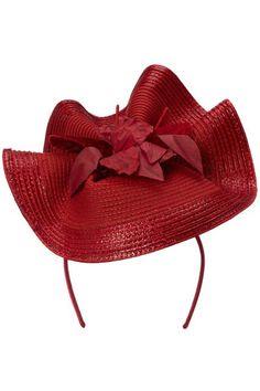 Top Hat by Stephen Jones Designer - Red Orchid Wave Red Orchids, Stephen Jones, Derby Day, Debenhams, Fascinators, Shoe Shop, Headpiece, Bag Accessories, Jewerly