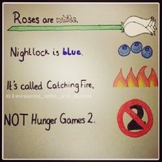 Hunger Games Nursery Rhyme