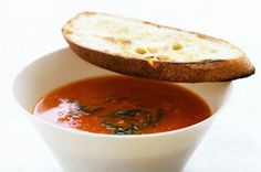 Need a new vegetable soup recipe? Try our Ratatouille Soup recipe. A delicious soup for a chilly fall day.
