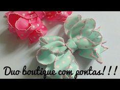 Como fazer Mini laço boutique - YouTube Rainbow Loom Charms, Bracelets Rainbow Loom, Ribbon Hair Bows, Diy Hair Bows, Ribbon Work, Loom Bands, Hair Bow Tutorial, Barrettes, Bow Accessories