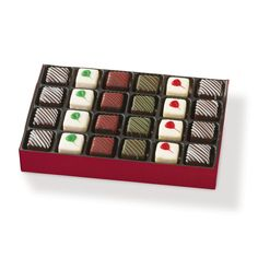 Holiday Petits Fours Gift | Purchase Our assorted dessert gifts from Hickory Farms