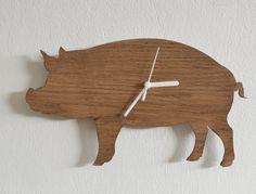 http://www.bonanza.com/listings/PIg-Wooden-Wall-Clock/214870762