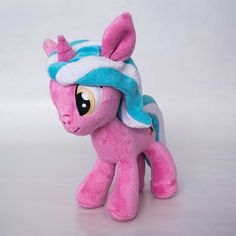 BronyCon2014 swag - Mascot Plushies - My Little Pony