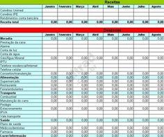 Planilha Simplificada de Orçamento Doméstico download (gratis) - Baixaki - última versão em português no CCM Periodic Table, Investing, Tips, Ccm, Planners, Crochet, Home Budget Spreadsheet, Budgeting Worksheets, Household Budget Spreadsheet