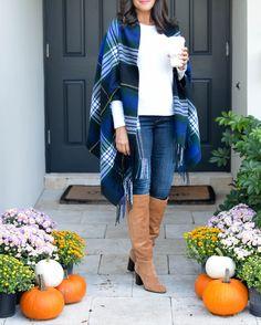 tartan-plaid-scarf-cape