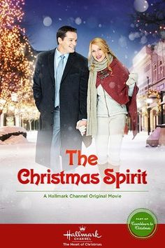 I am watching #TheChristmasSpirit  #HallmarkChannel #TheHeartofChristmas  #CountdowntoChristmas