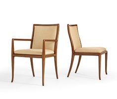 kitchen chairs - A. Rudin (similar to vintage JRG)
