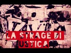 Ustica Marco Paolini editing audio libro di Enrico Marra