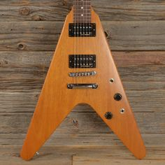 Gibson Flying V Faded 2016 Limited Run Vintage Amber USED (s754)