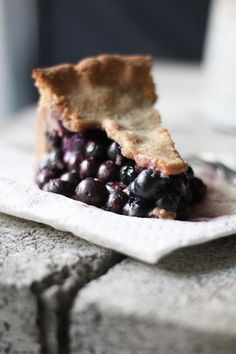 Adventures in Cooking: Buttermilk Blueberry Pie
