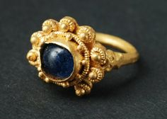 rings found treasures | ring that was apart of a 3,300-year-old treasure trove of gold found ...