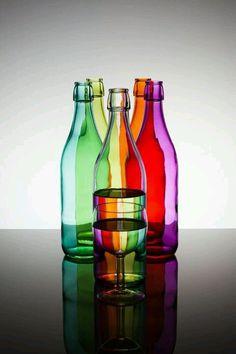 todo depende del color del cristal con el que se mira