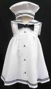 toddler nautical dress   Clothing Shoes & Accessories Baby & Toddler Clothing Girls-Clothing ...